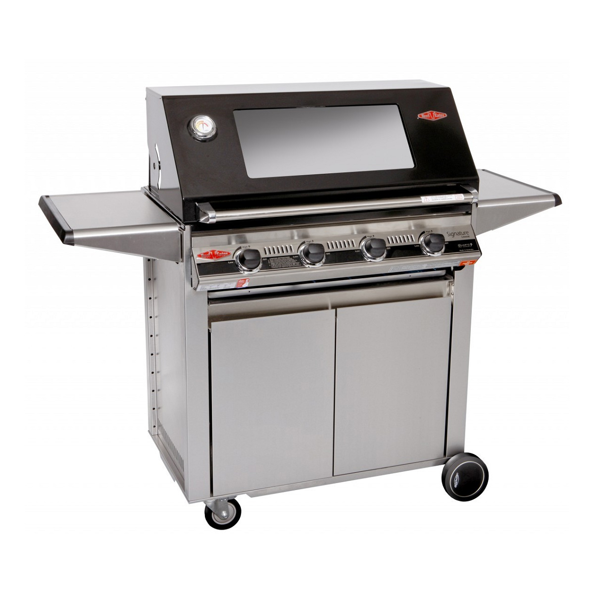 Beefeater 4 Burner Signature 3000E Mobile BBQ 19242