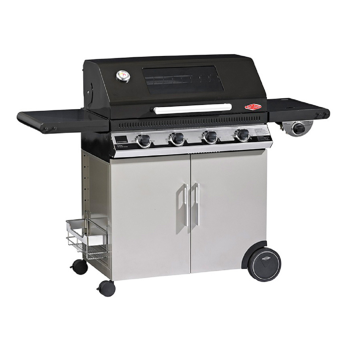 Beefeater 4 Burner Discovery 1100E Mobile BBQ 47842