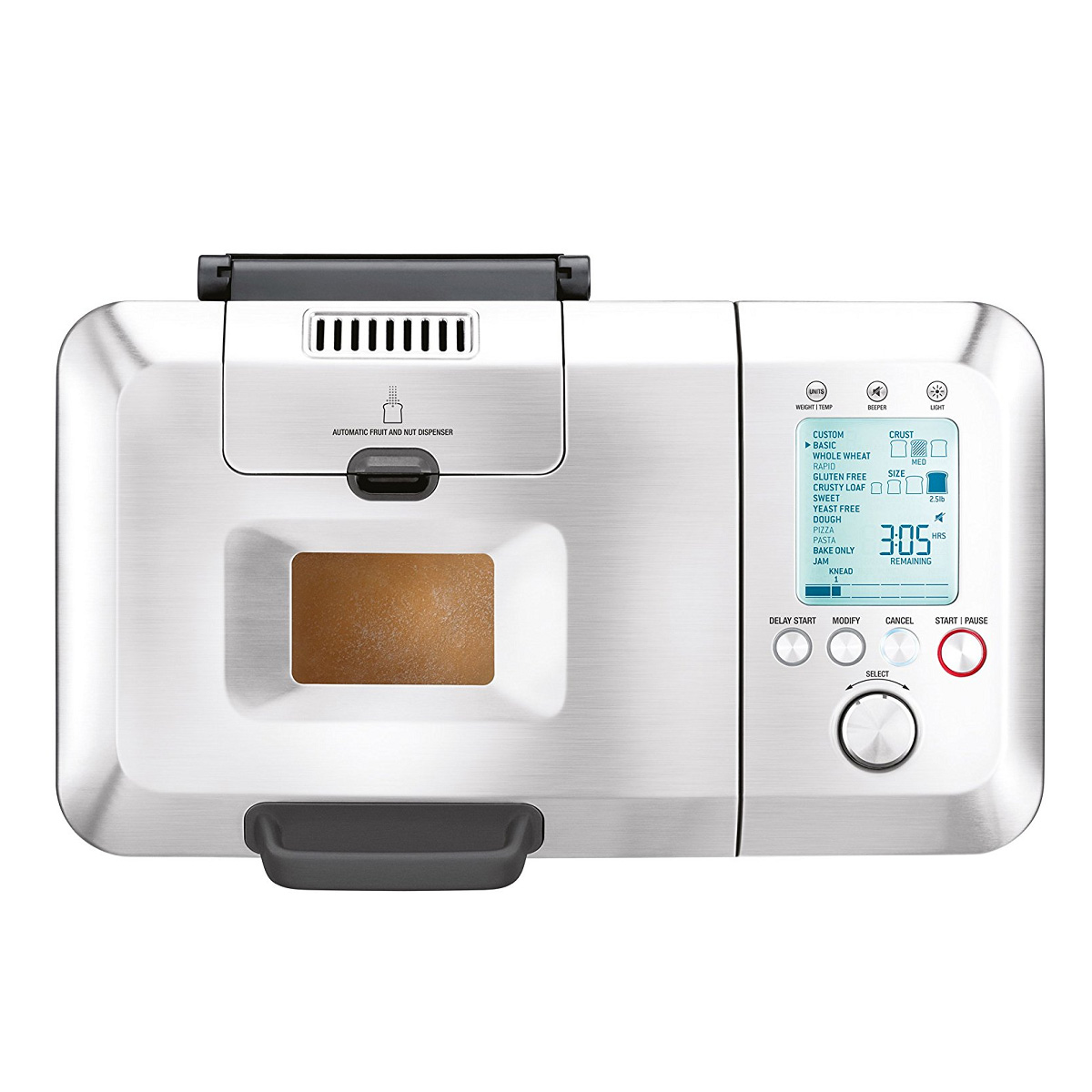 Breville Custom Loaf Pro 1.25kg Bread Maker BBM800