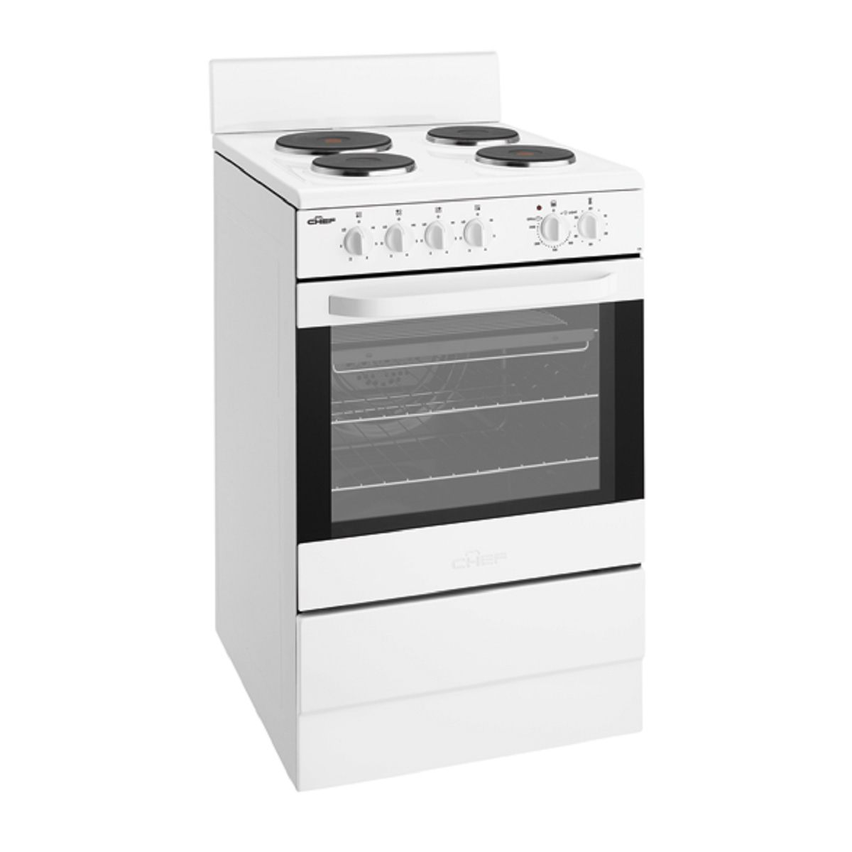 Chef Electric Stove CFE536WA