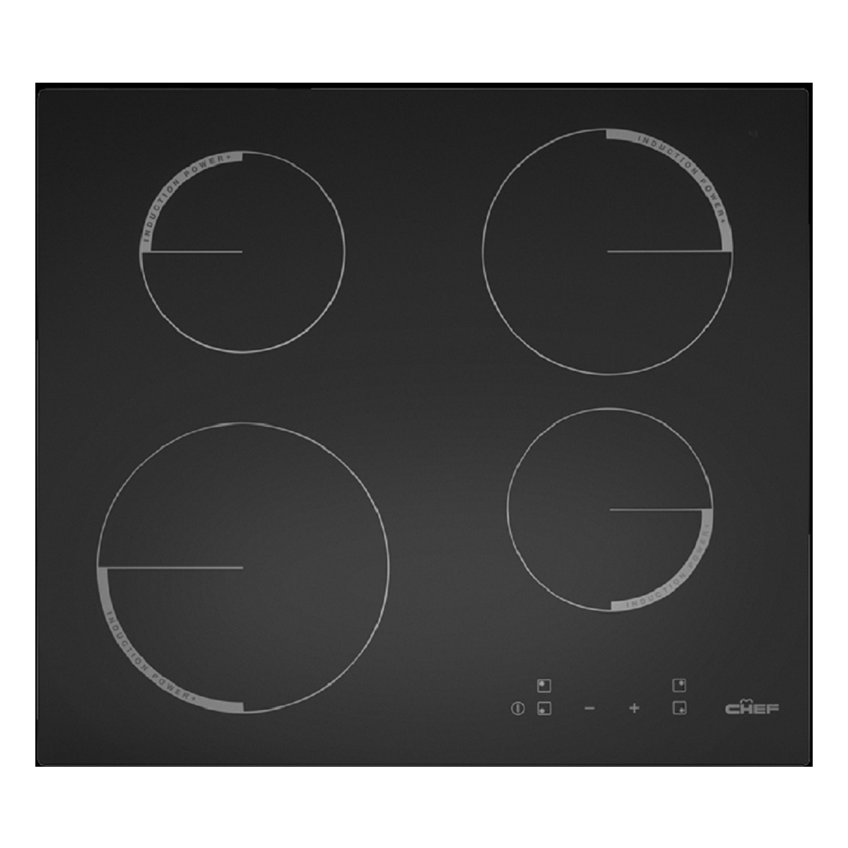 Chef Induction Cooktops CHI643BA