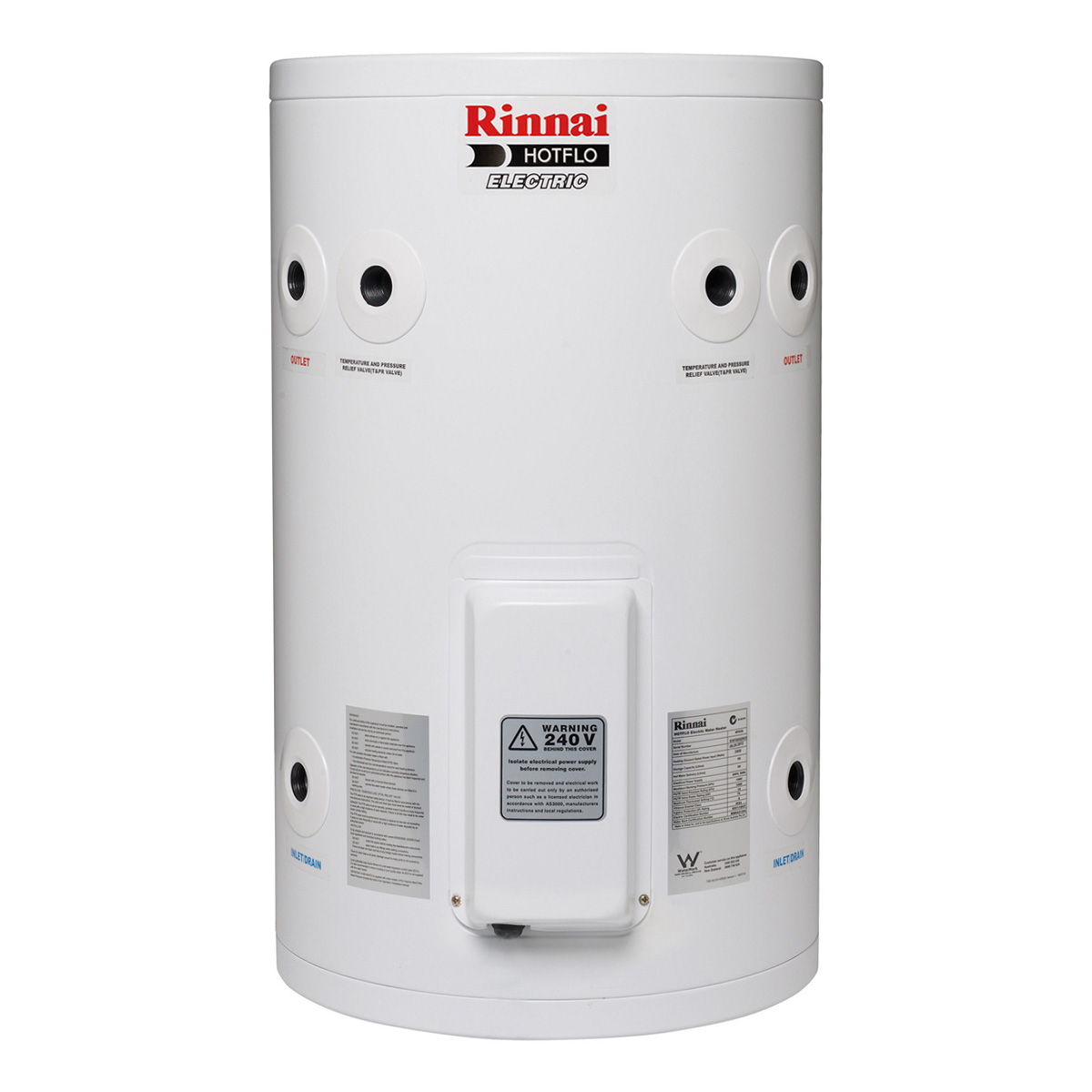 Rinnai EHF50S36 50L Electric Hot Water System