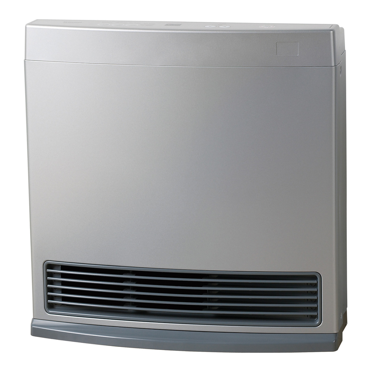 Rinnai EN13SN Enduro Unflued Natural Gas Convector Heater - Platinum Silver