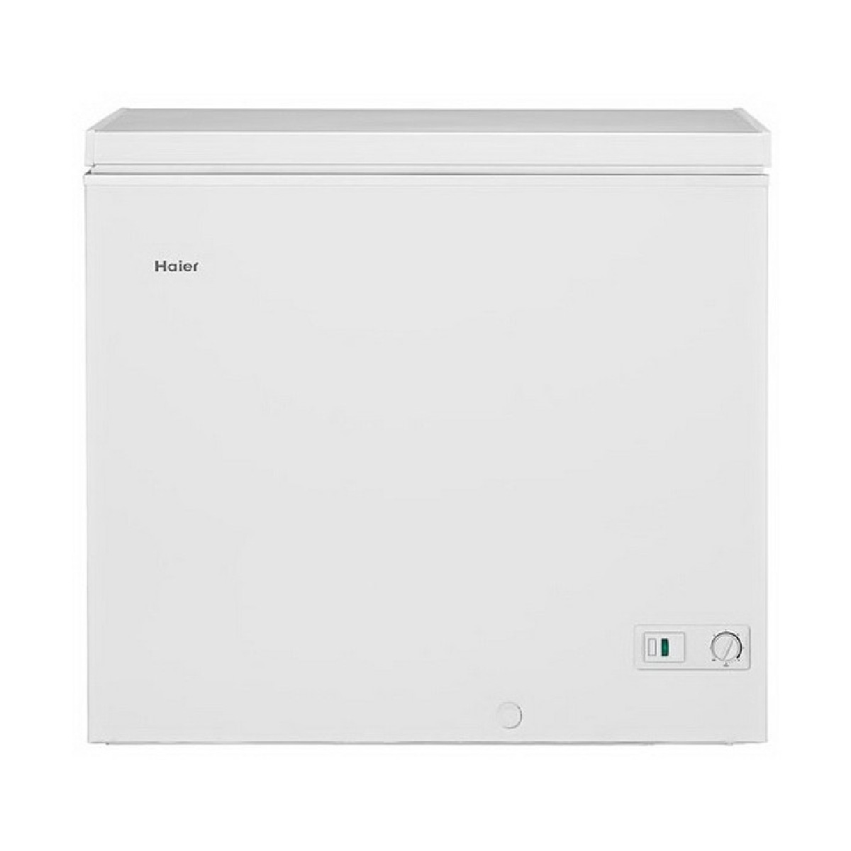 208L Haier Chest Freezer HCF208WH