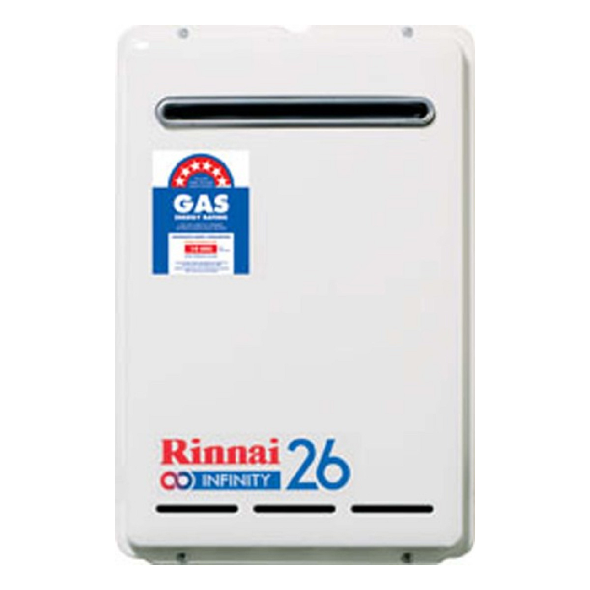 Rinnai Natural Gas Continuous Flow Hot Water System INF32N50
