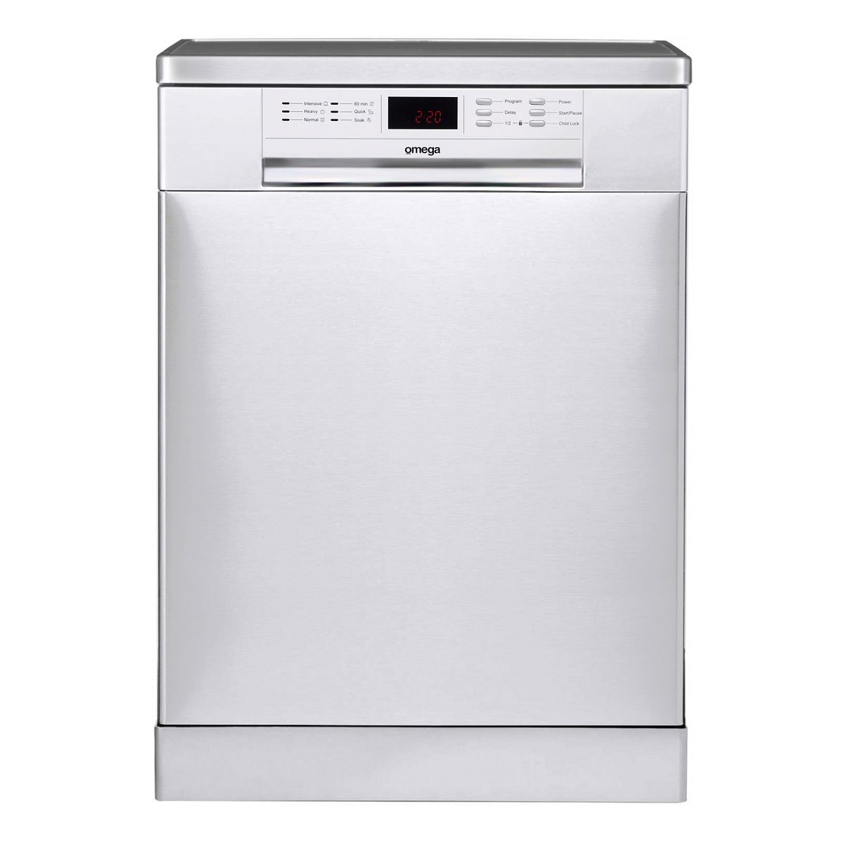Omega ODW717XB Freestanding Dishwasher
