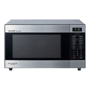 Sharp R395YS 39Litres Stainless Steel Inverter Microwave 29497