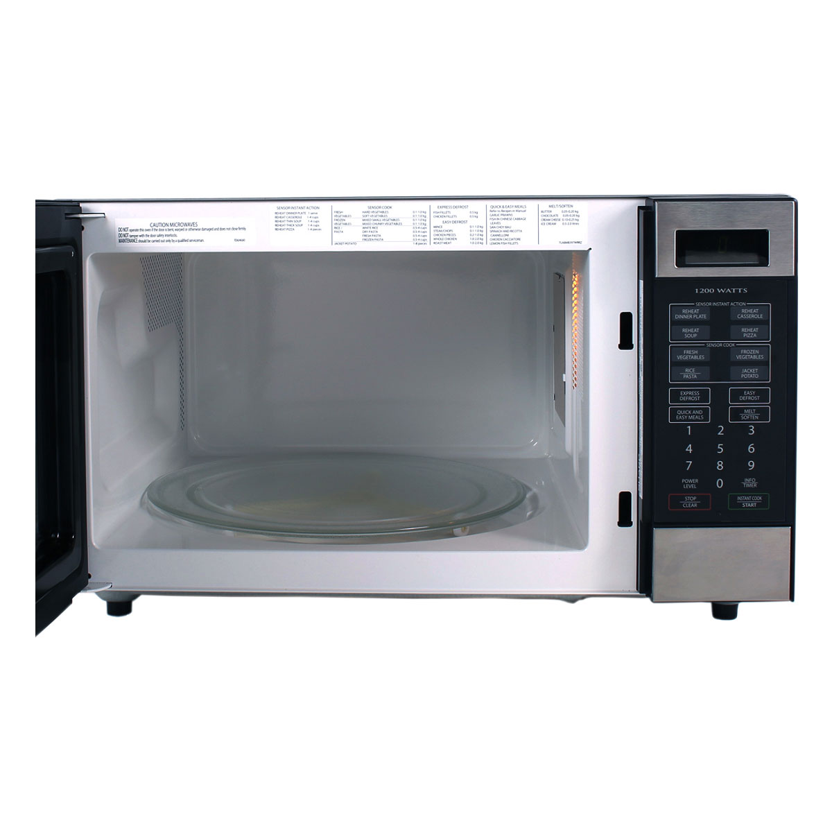 Sharp R395YS 39Litres Stainless Steel Inverter Microwave 29500