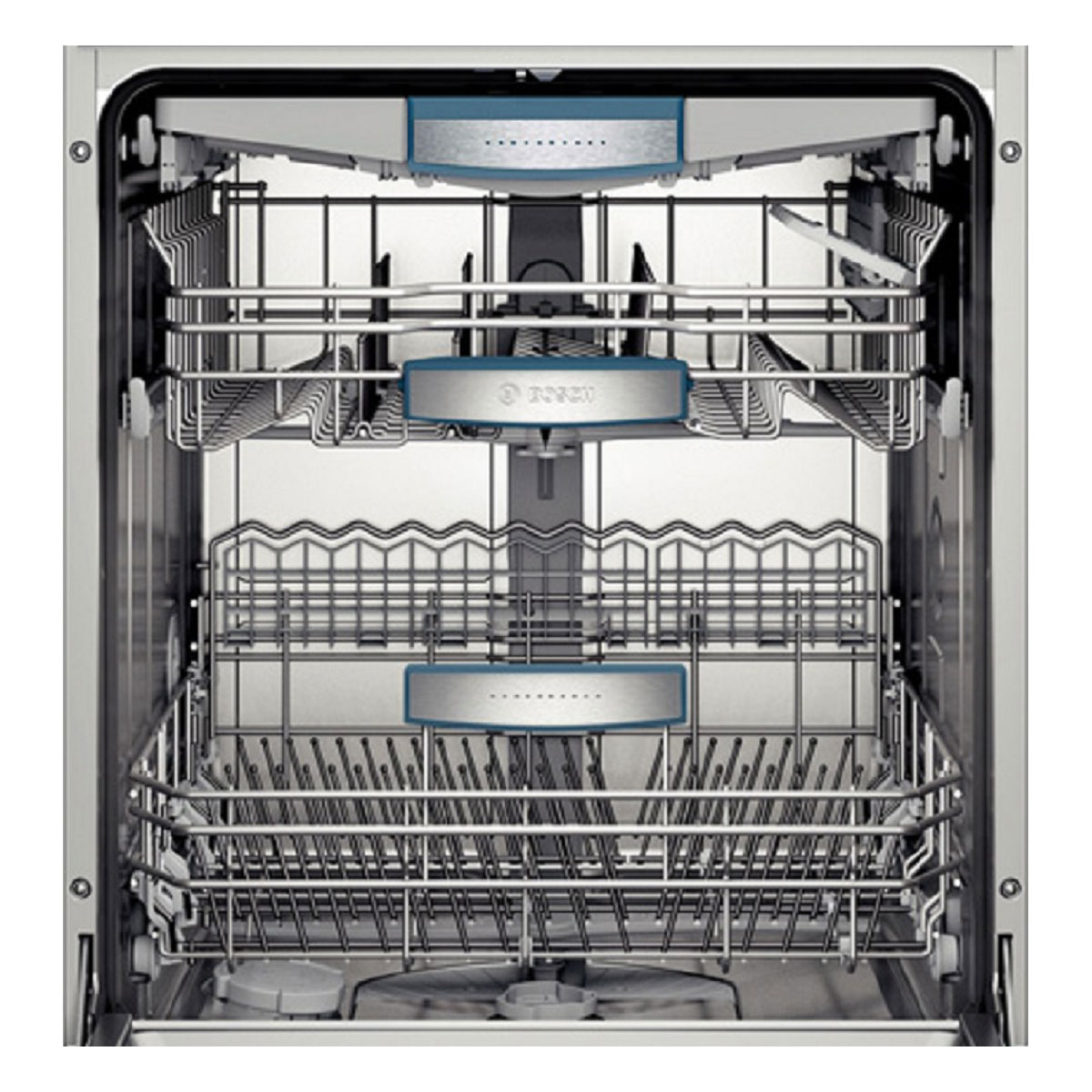 Bosch SMU69U75AU Under Bench Dishwasher