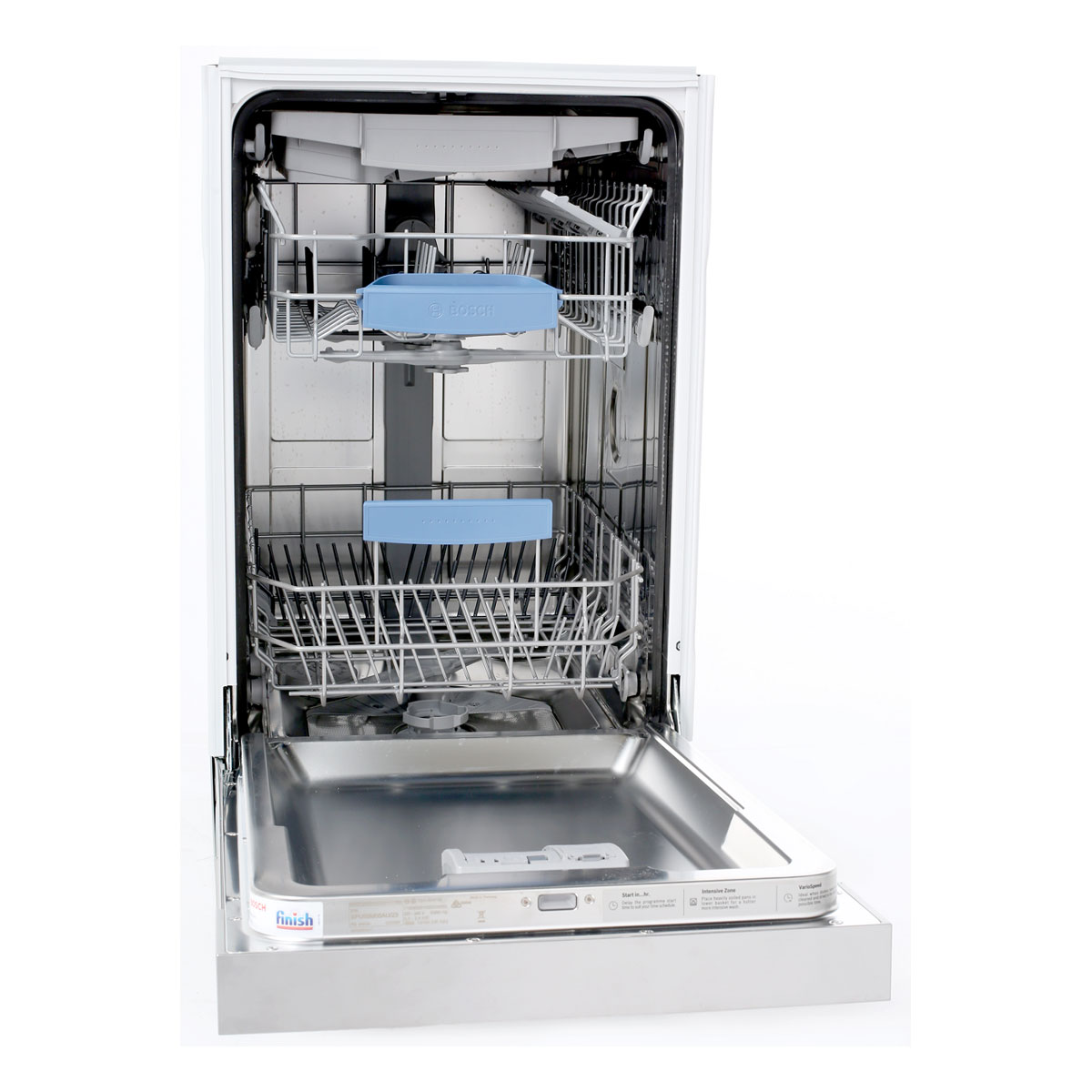 Bosch SPU68M05AU Slimline Under Bench Dishwasher