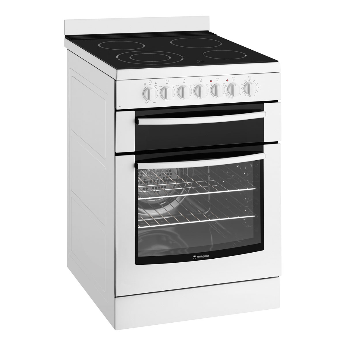 Westinghouse WFE647WA Freestanding Electric Oven Stove