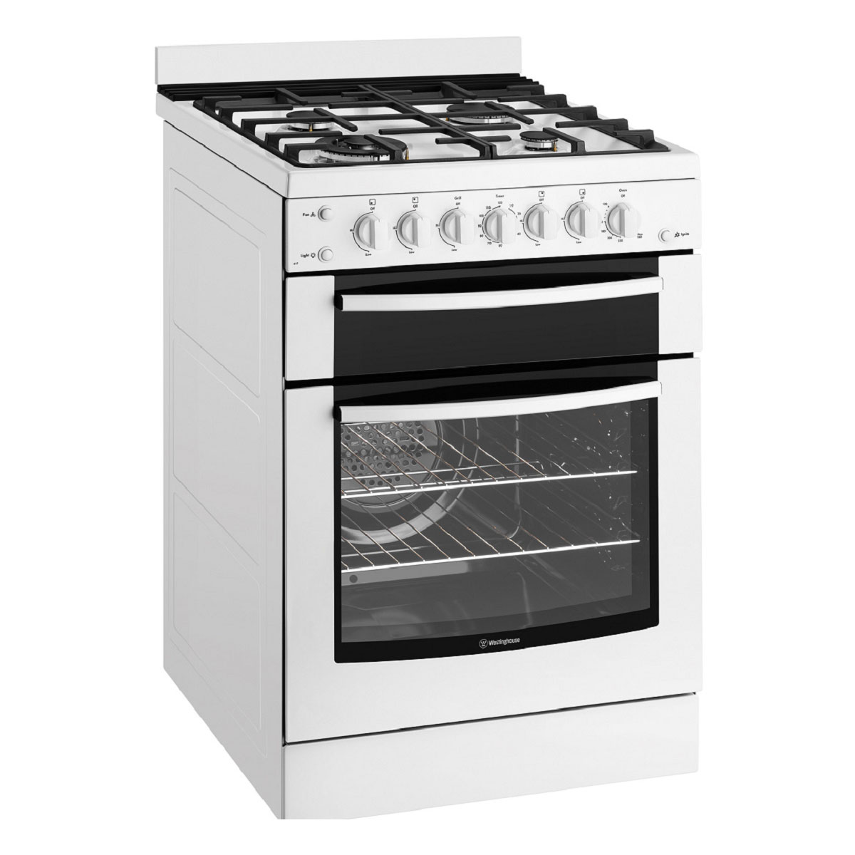 Westinghouse WFG617WA Freestanding Gas Oven/Stove