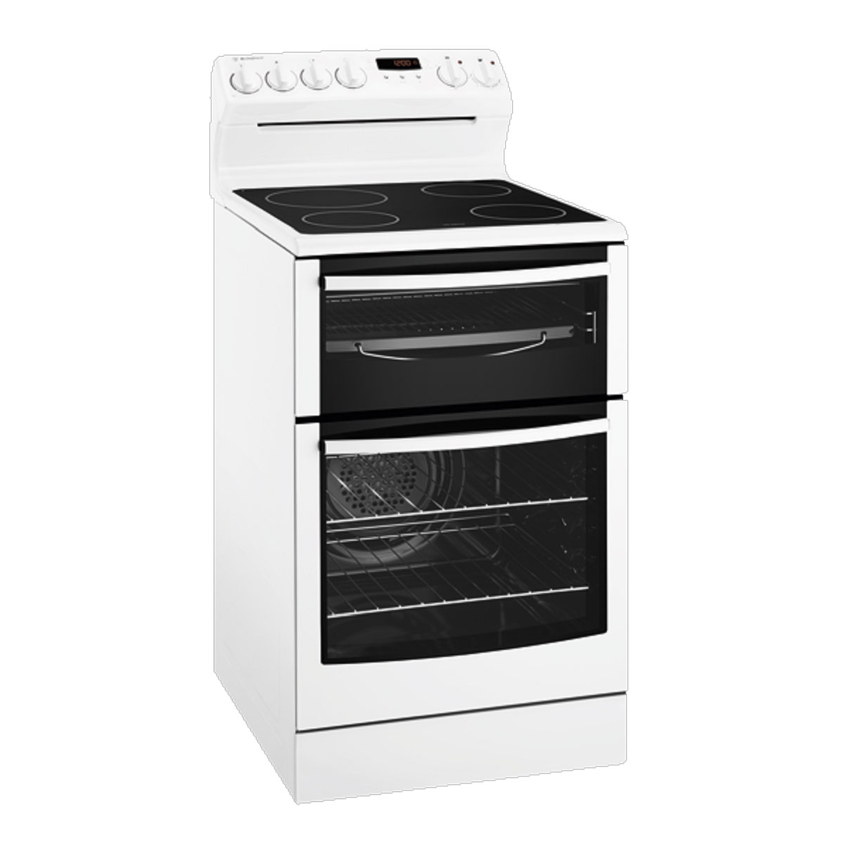 Westinghouse WLE547WA Freestanding Electric Oven/Stove