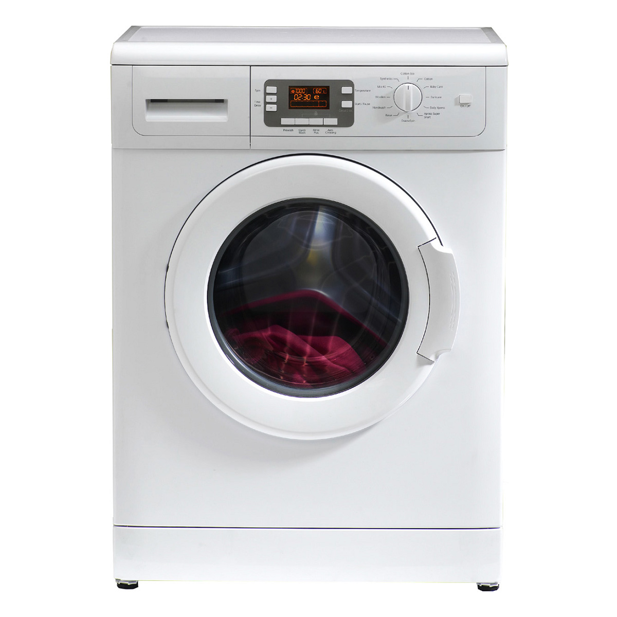 Euromaid WM7 7kg Front Load Washing Machine