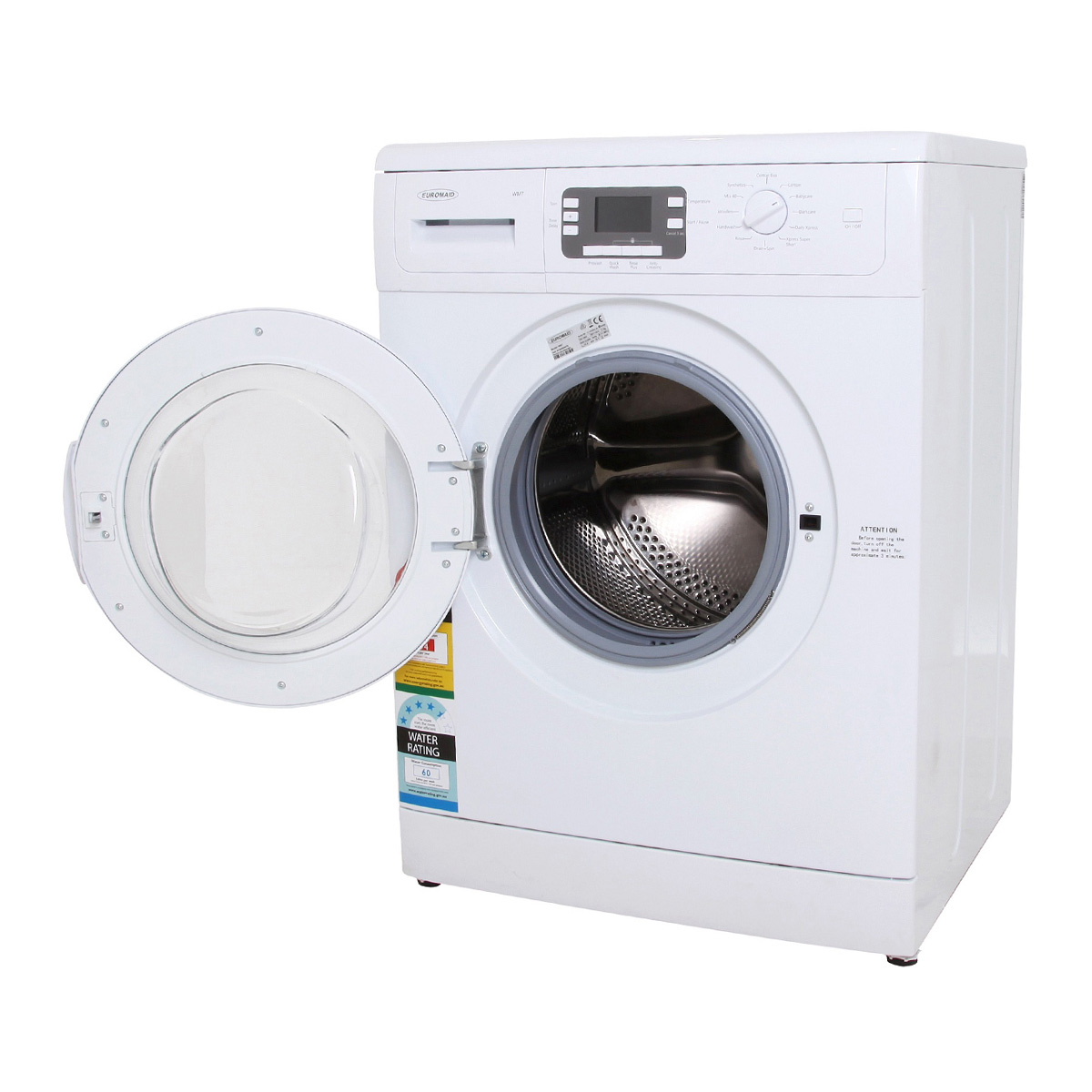Euromaid WM7 7kg Front Load Washing Machine 23548