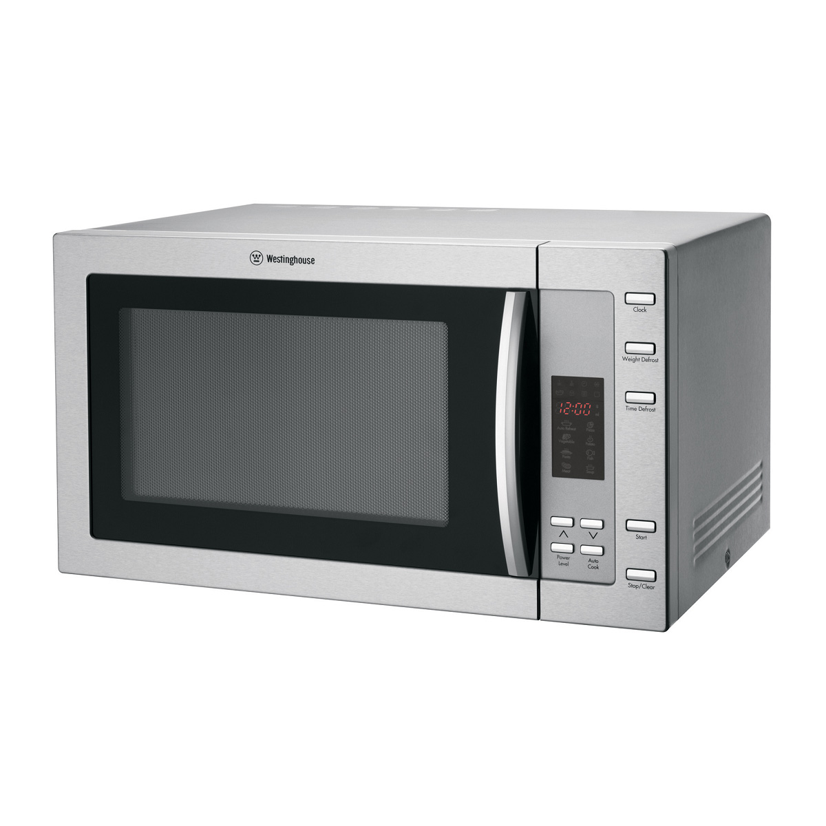 westinghouse wms281sf microwave 900w up to 60 off. Black Bedroom Furniture Sets. Home Design Ideas