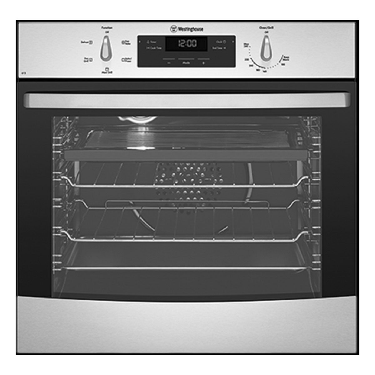 Westinghouse WVE615S Built-In Oven