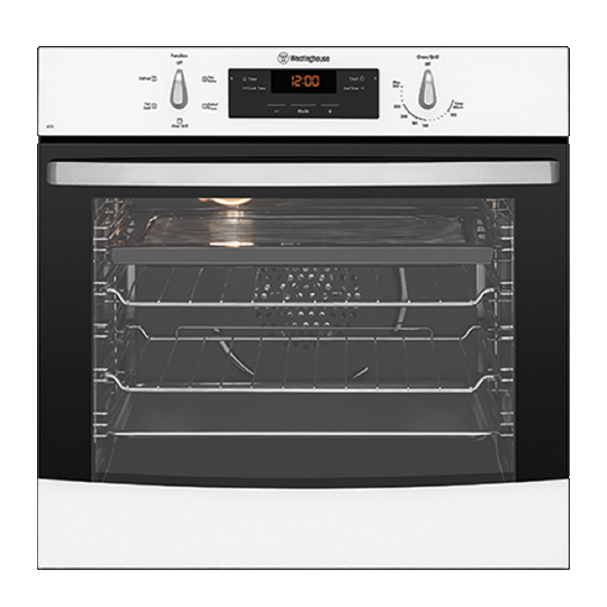 Westinghouse WVE615W Electric Wall Oven