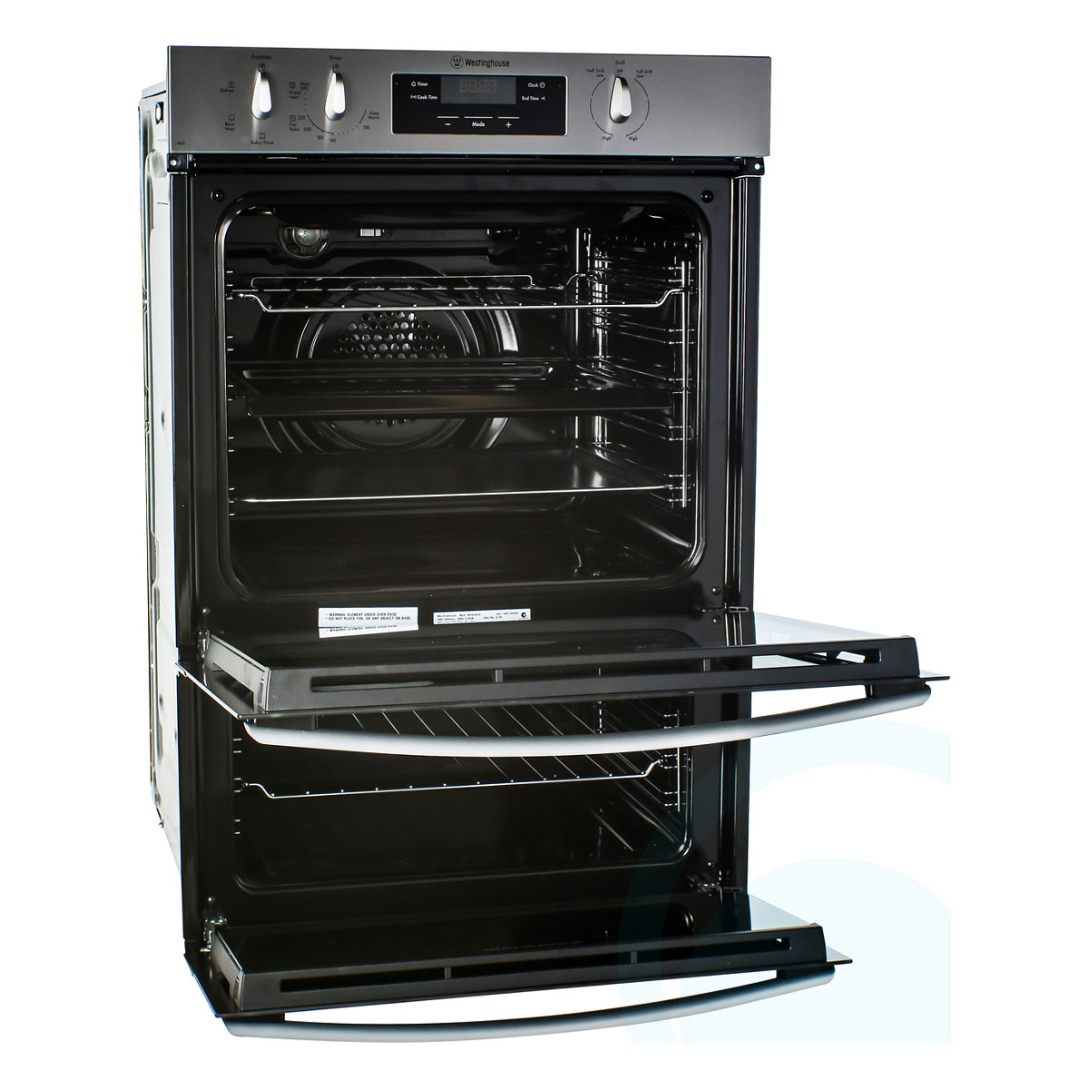 Westinghouse WVE665S Built-In Oven 27012