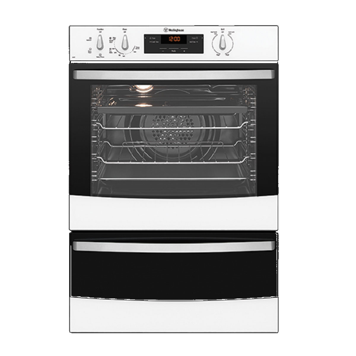 Westinghouse WVE665W Built-In Oven