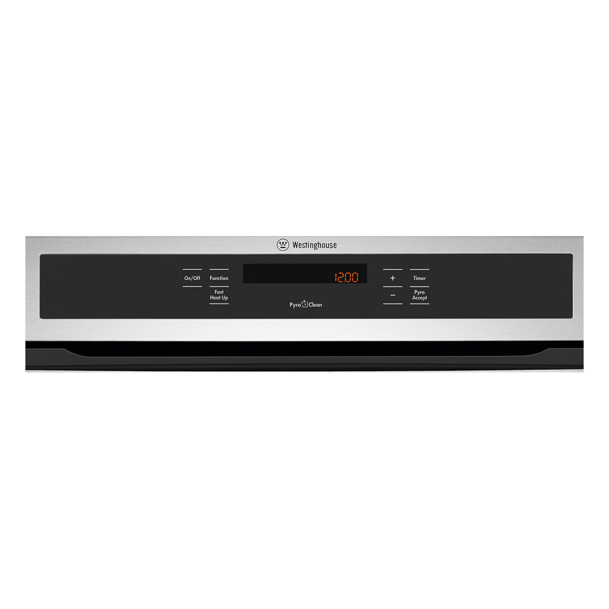 Westinghouse WVEP618S Pyrolytic Built-In Oven 27703