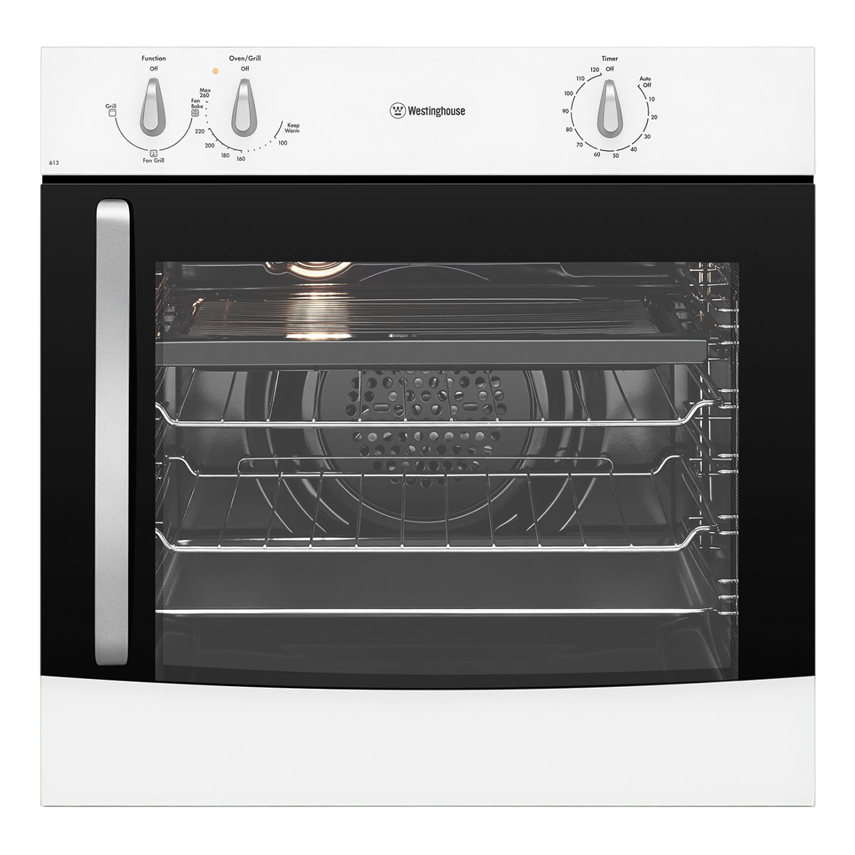 Westinghouse WVES613W-R 600mm Electric Wall Oven 26960