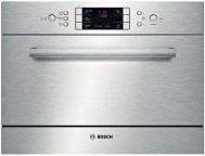 Bosch 60cm Built In Compact Dishwasher Stainless Steel SKE53M05AU