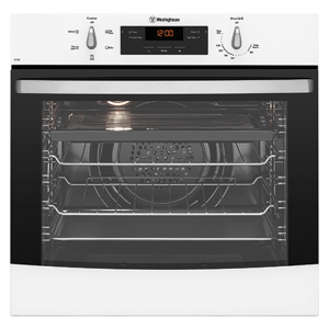 Westinghouse WVG615W Gas Wall Oven 7256