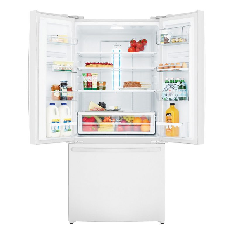 Westinghouse Whe5200wa D 520l French Door Fridge Home Clearance