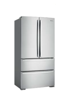Westinghouse WHE6200SA 622Litres French Door Fridge