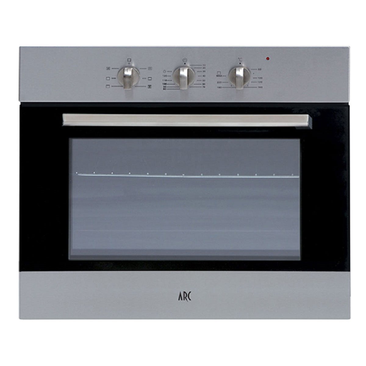arc oven how to turn on