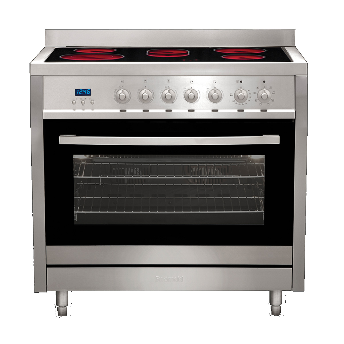 Euromaid CS9TS Freestanding Electric Oven Stove