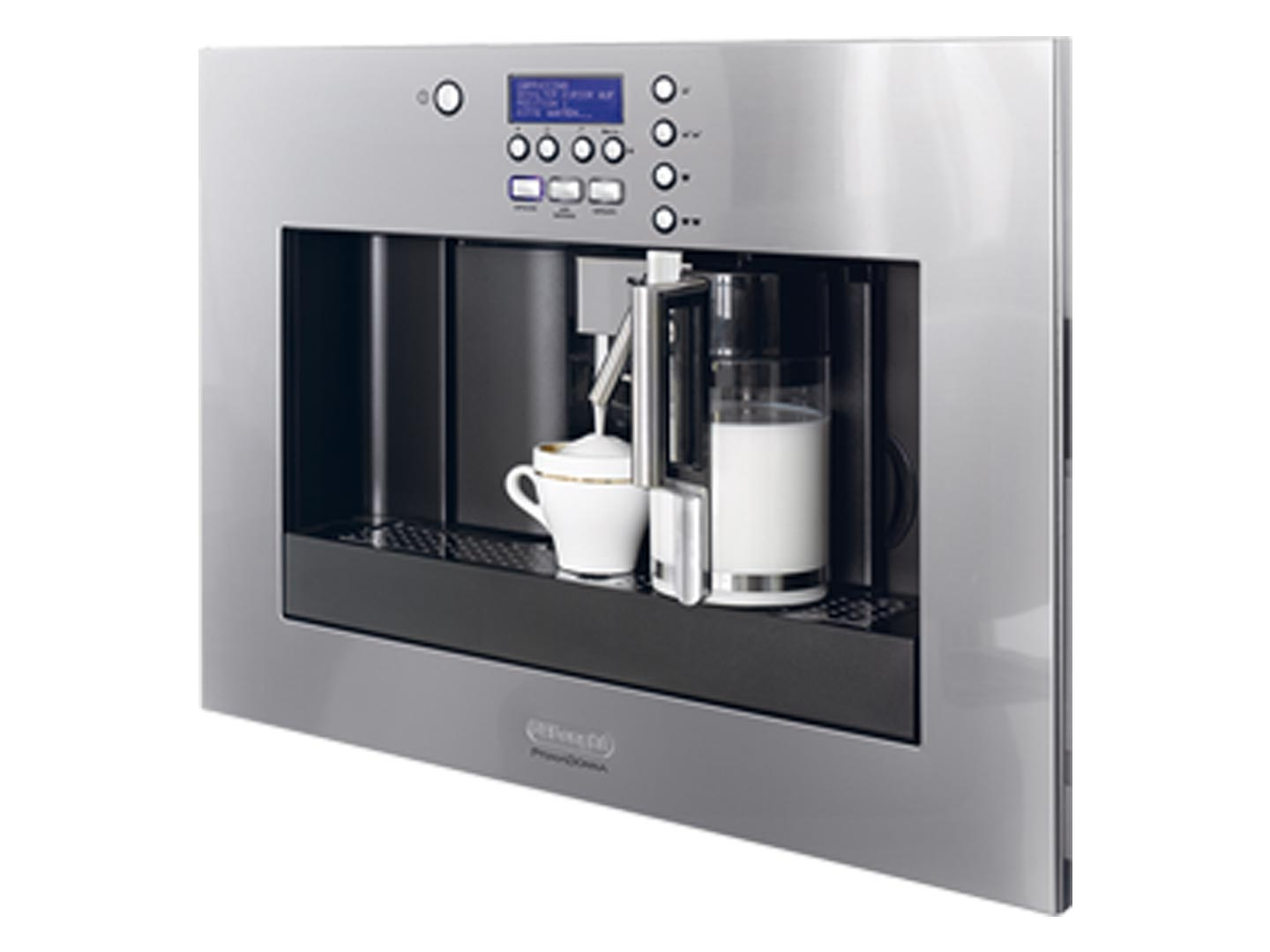 delonghi eabi6600 primadonna coffee machine home clearance. Black Bedroom Furniture Sets. Home Design Ideas