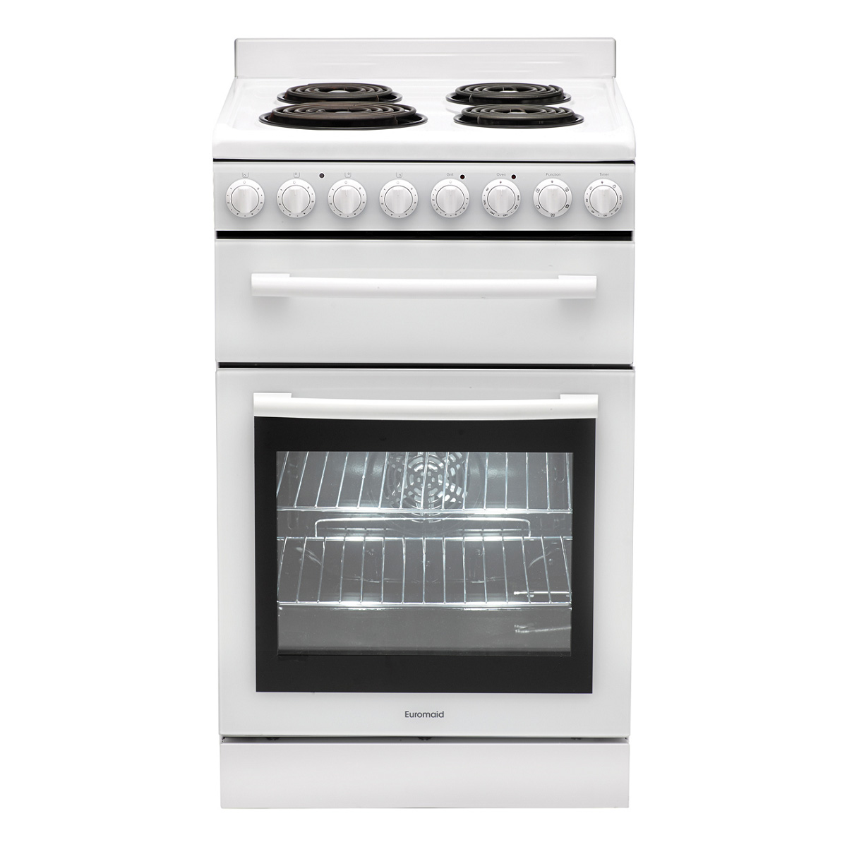 Euromaid F54RW Freestanding Electric Oven-Stove