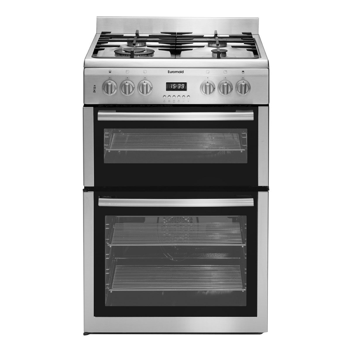 Euromaid GDDS60 Freestanding Dual Fuel Oven Stove