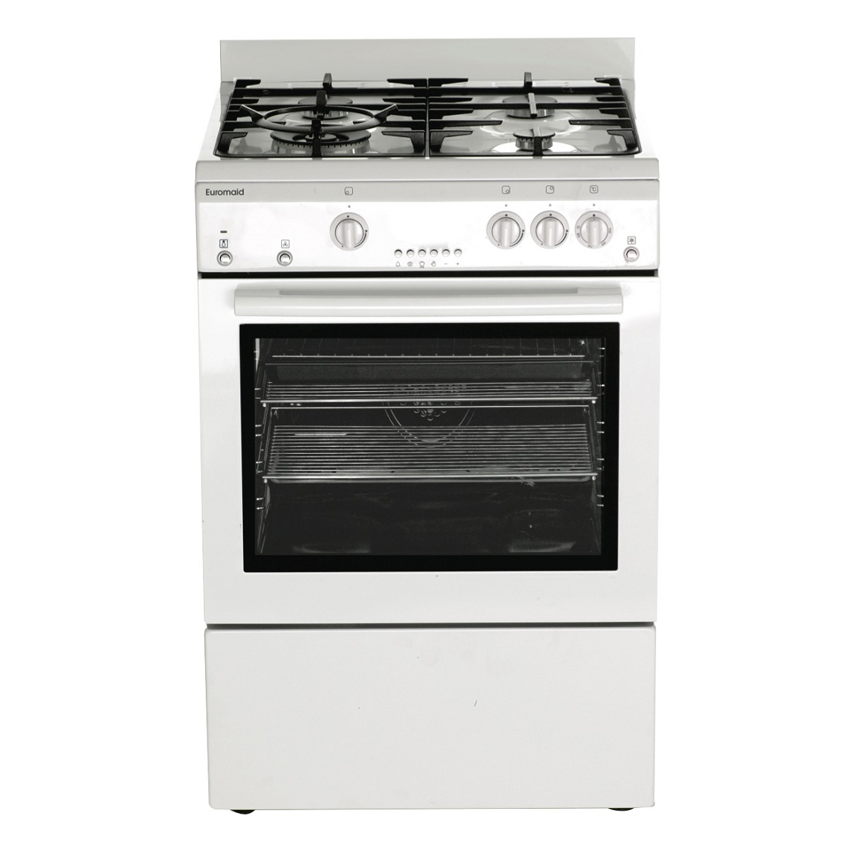 Euromaid GEGFW60 Freestanding Gas Oven/Stove