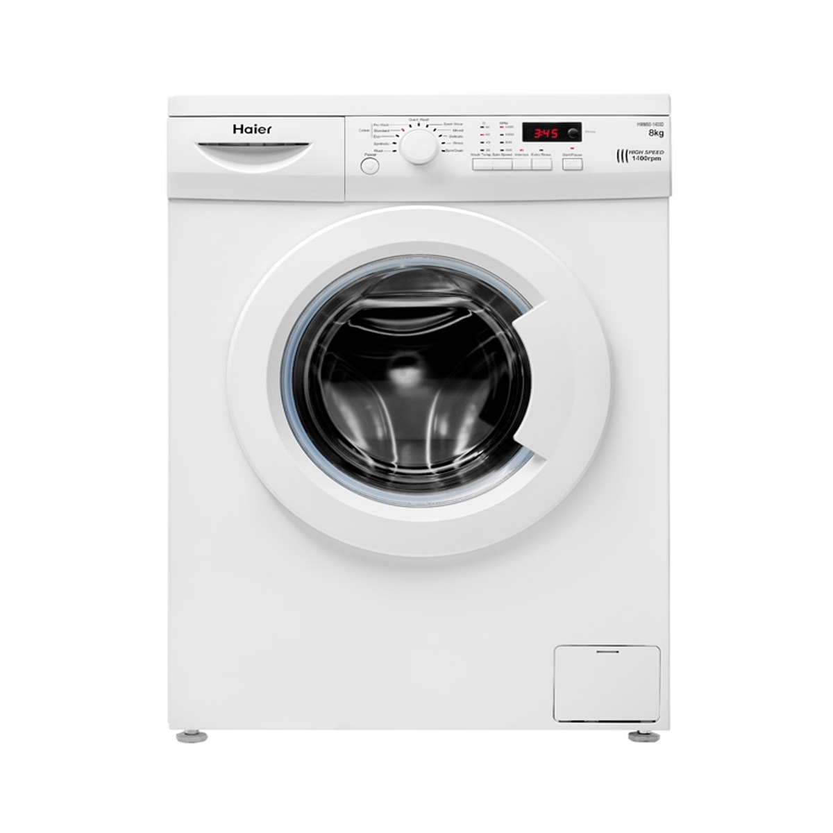 haier washing machine 8kg front load haier washing machine hwm80 1403d up to 12985