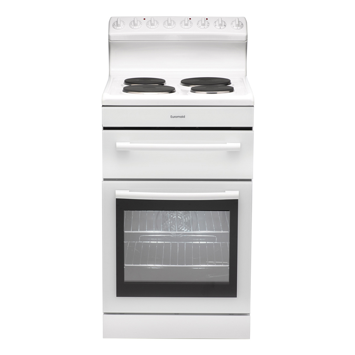 Euromaid R54EW Freestanding Electric Oven/Stove