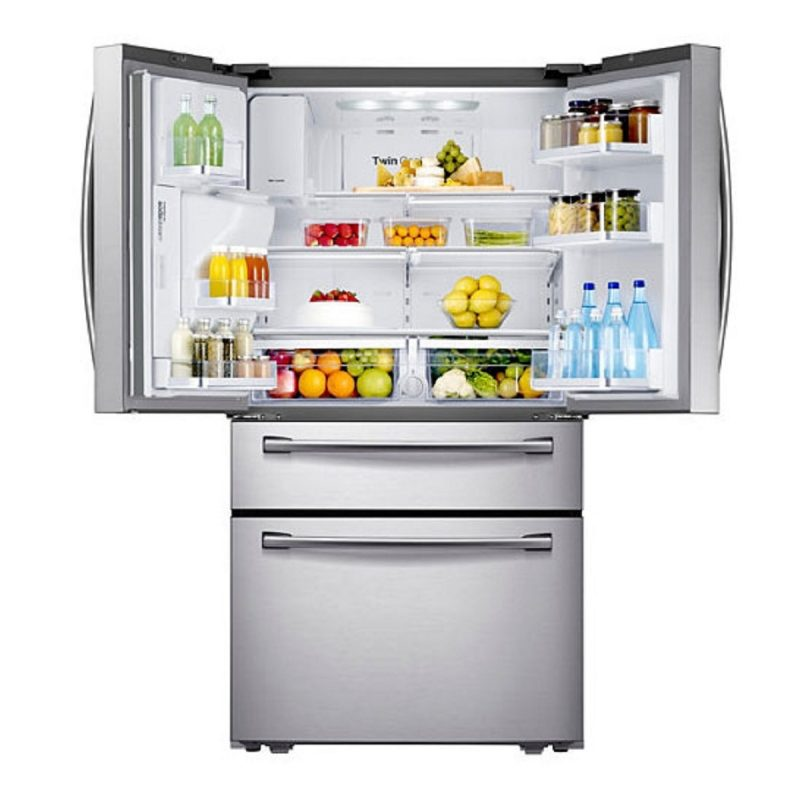How To Take Doors Off Samsung Fridge