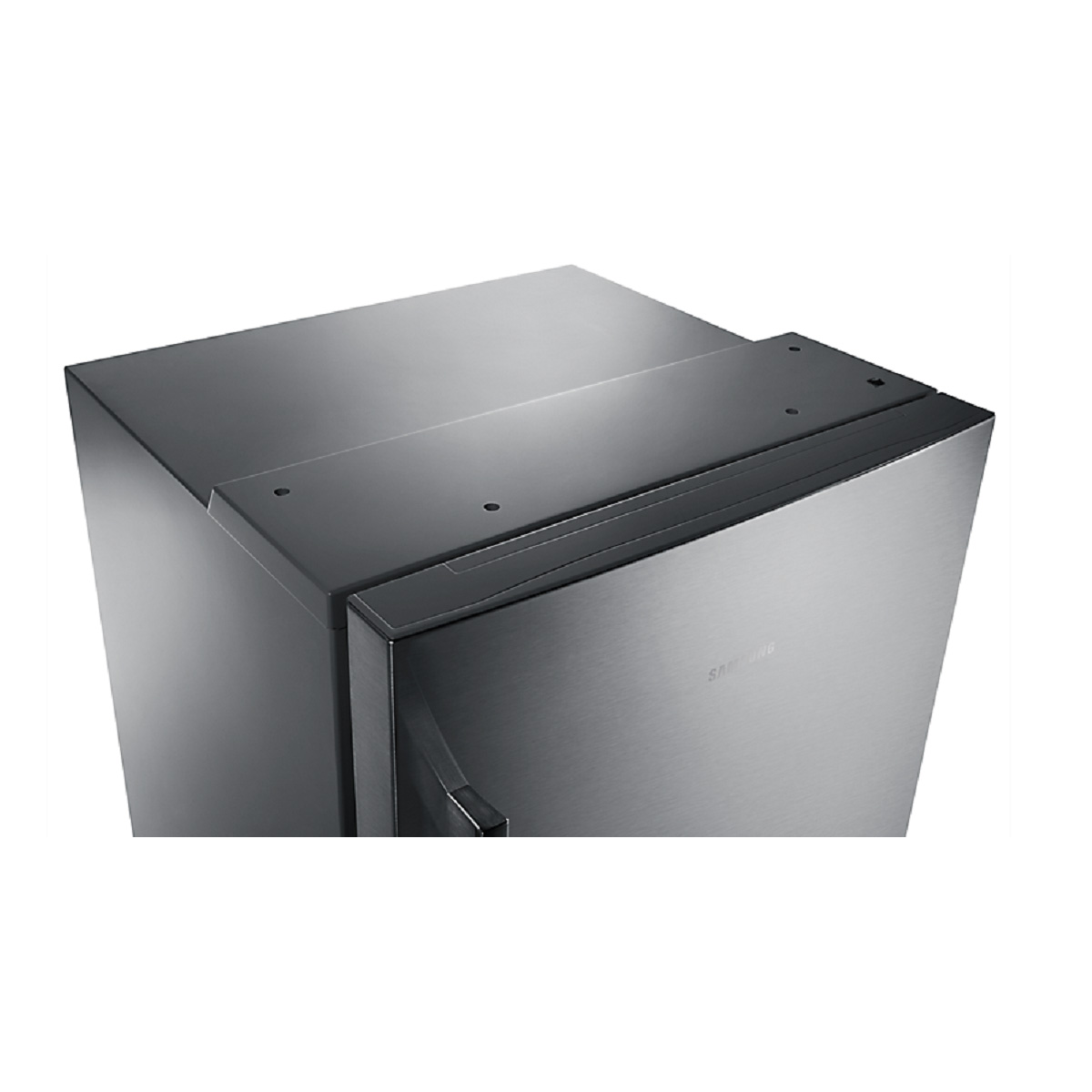 Samsung SRL458ELS 458Litres Bottom Mount Fridge 35965
