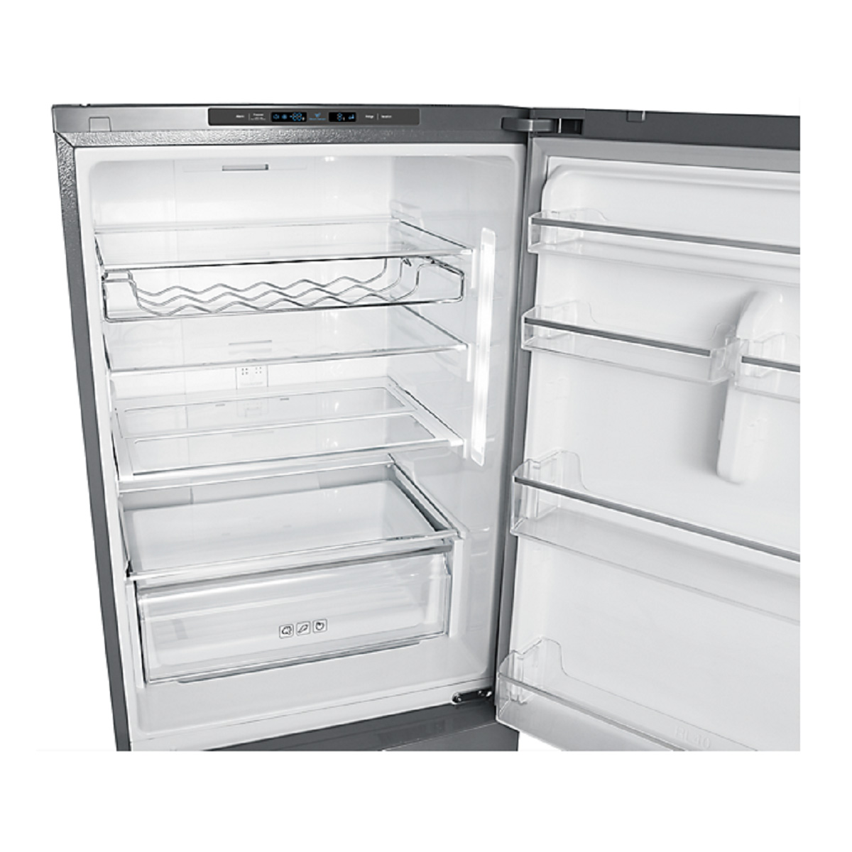 Samsung SRL458ELS 458Litres Bottom Mount Fridge 35959