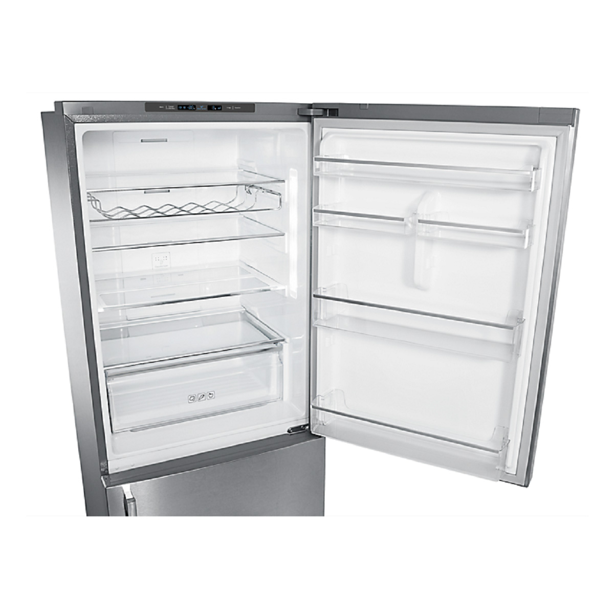 Samsung SRL458ELS 458Litres Bottom Mount Fridge 35958
