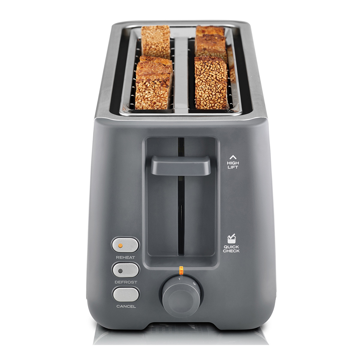 Sunbeam TA4540 Long Slot 4 Slice Toaster