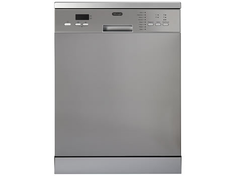 Delonghi DEDW645S Freestanding Dishwasher