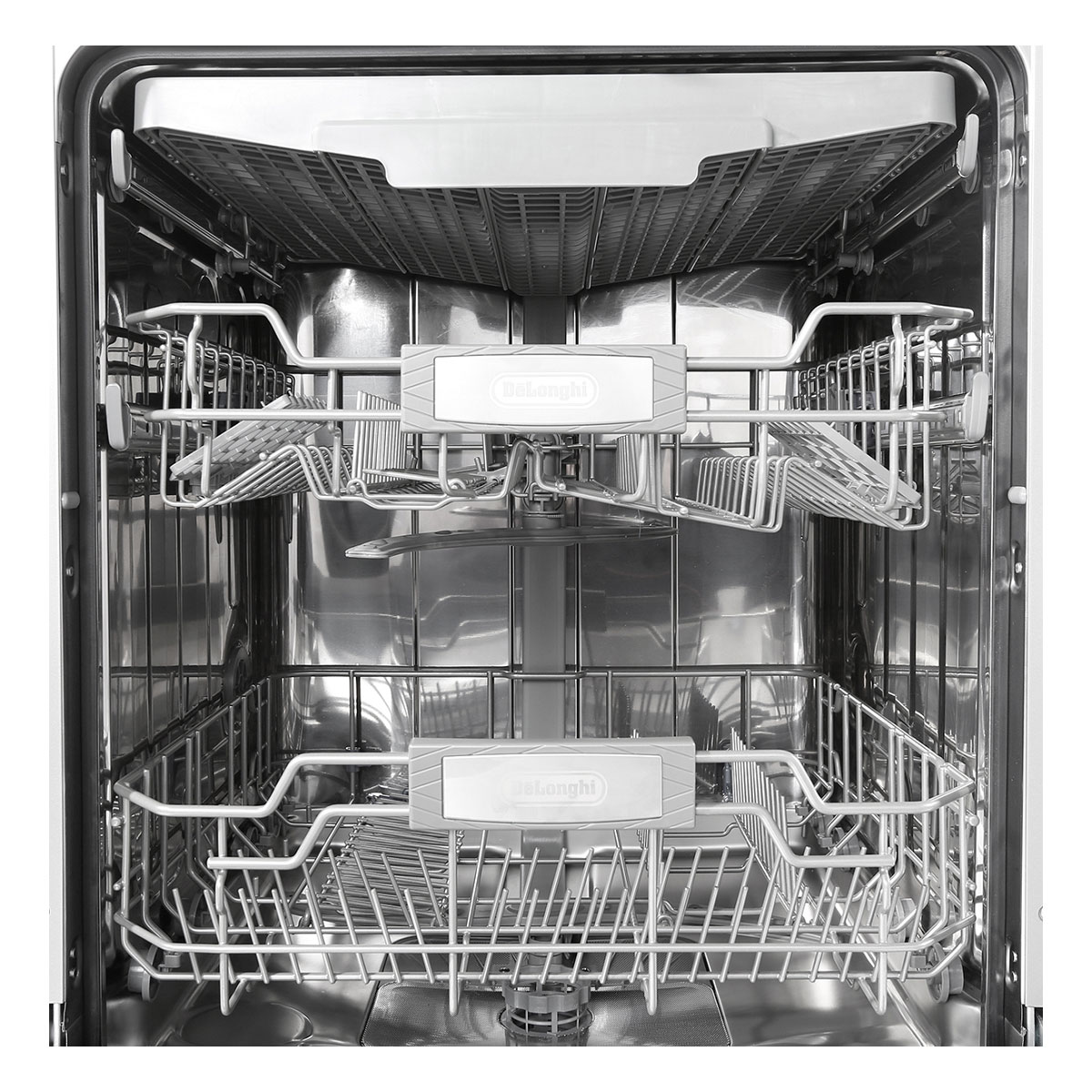 Delonghi DEDW645SI Semi Integrated Dishwasher 25983