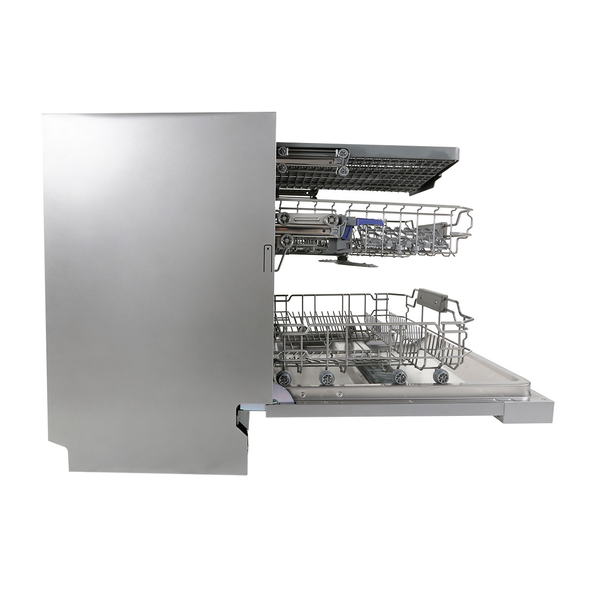 Delonghi DEDW645SI Semi Integrated Dishwasher 25982