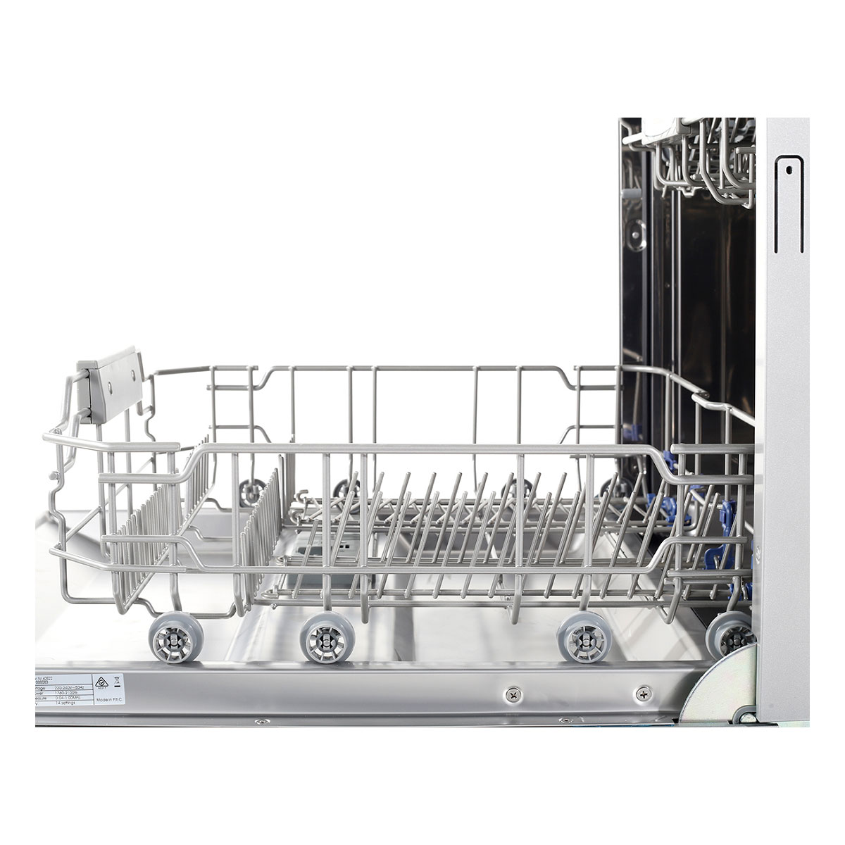 Delonghi DEDW645SI Semi Integrated Dishwasher 25993