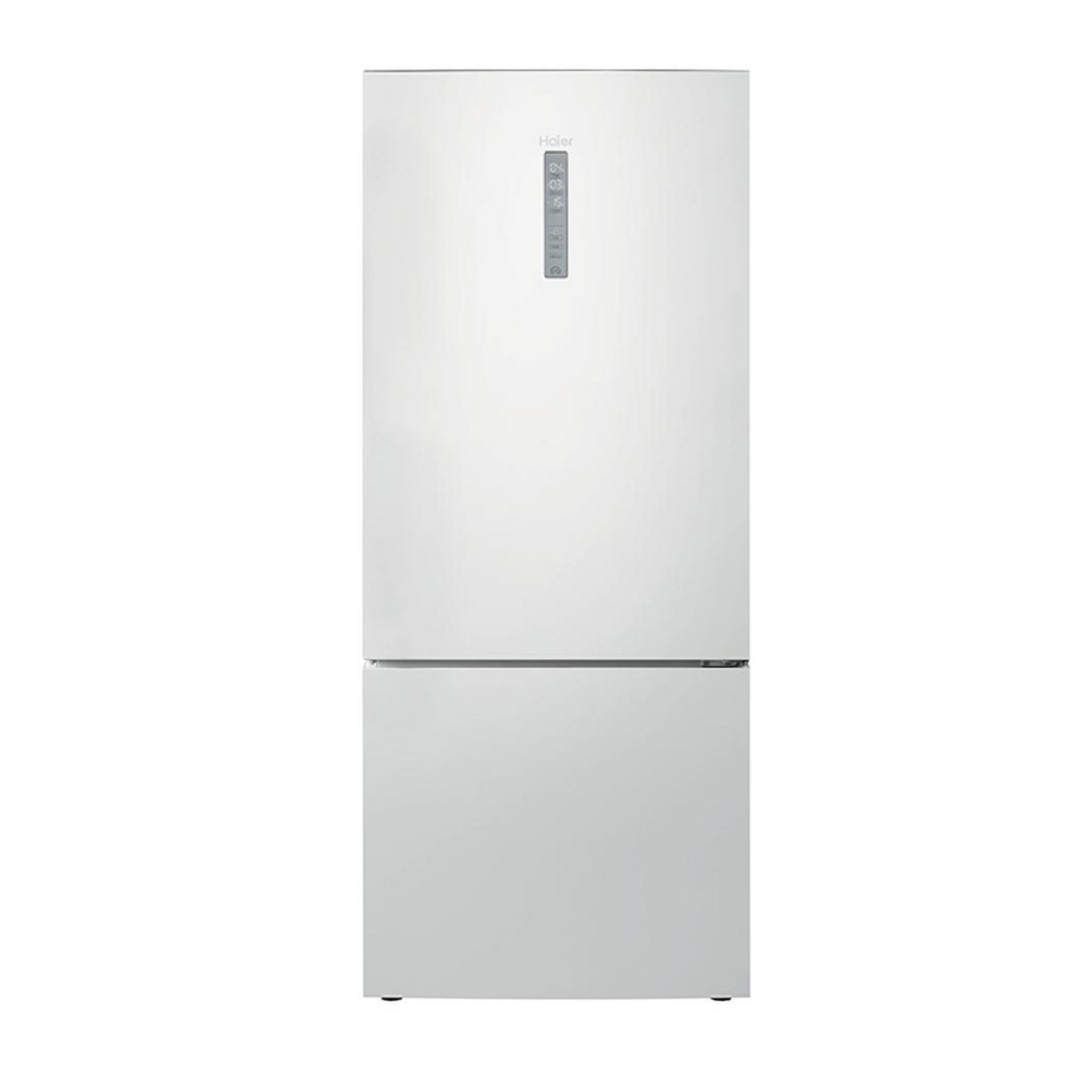 Haier HBM450WH1 450L Bottom Mount Fridge