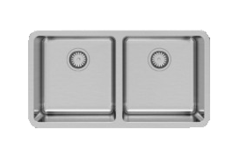 Abey LG200UPK Lago Undermount Sink Pack