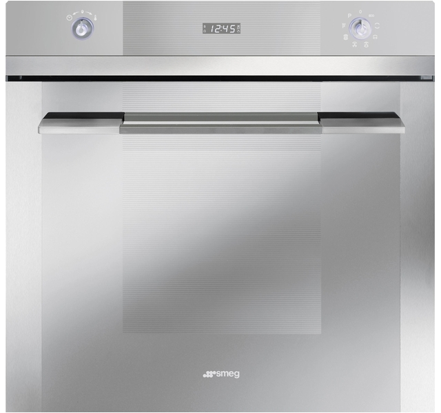 Smeg SAP109M-8 60cm Thermoseal Stainless Steel Linear Pyrolytic Oven